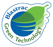 Blastrac Green Technology Bug