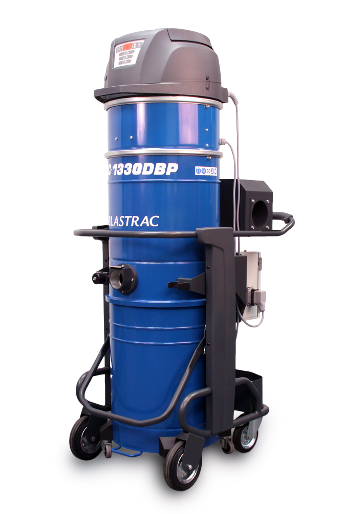 BDC-1330DBP heavy-duty dust collection system
