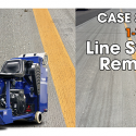 Case Study #5 Line Strip Removal
