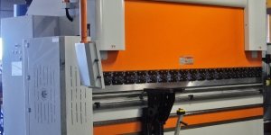 High Tech Press Brake